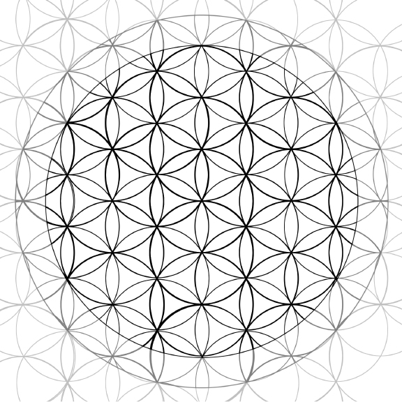 flower of life connections and creative inspiration debra cortese nature 39 s energy art design. Black Bedroom Furniture Sets. Home Design Ideas