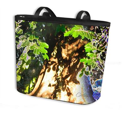 TREE DEVA classic tote bag by Cortese Designs