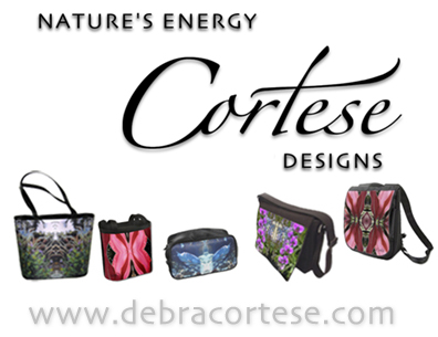 Cortese Designs Nature\'s Energy Handbags