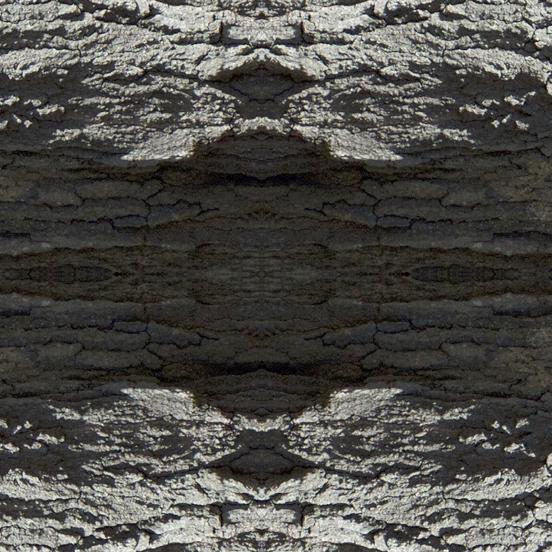 Oak Bark pattern - detail view - Debra Cortese Designs