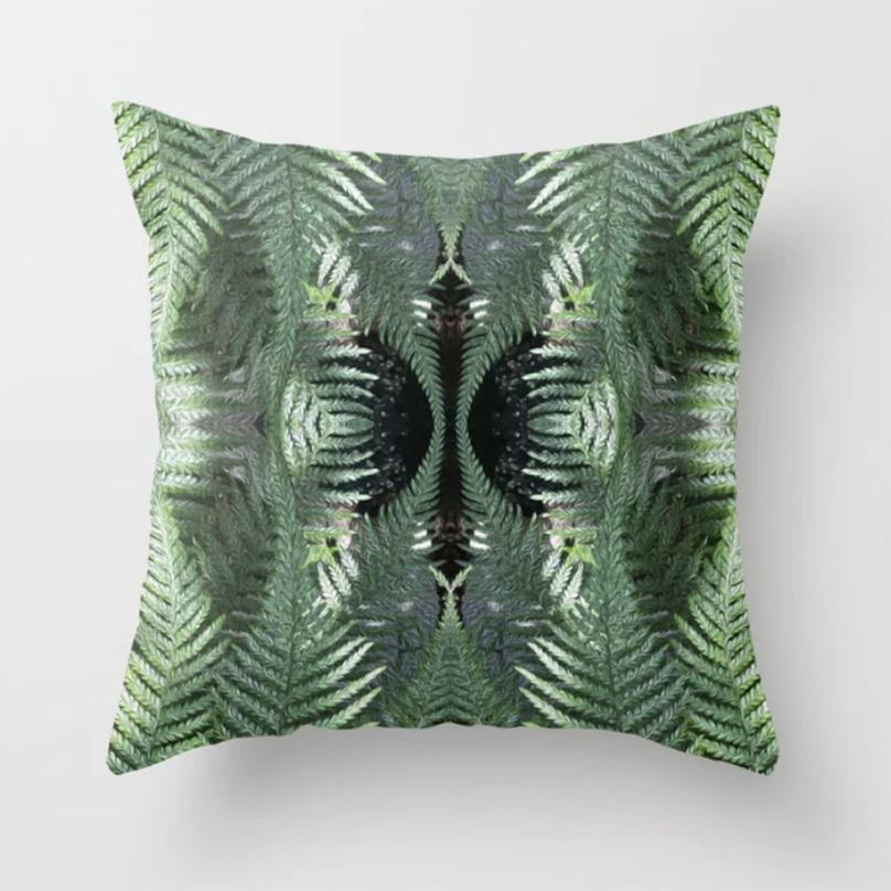 Bronx Botanical Garden Ferns design by Debra Cortese Designs